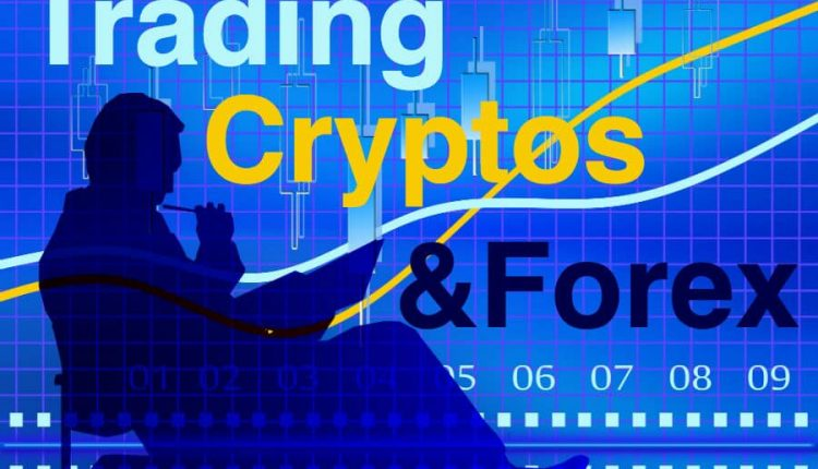 trade Forex and Crypto currency