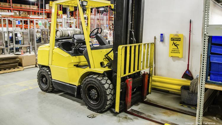 Role of Forklifts At Work